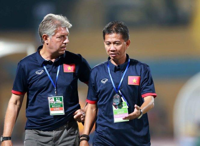 HLV Hoàng Anh Tuấn: 'Bảng tử thần U20 Việt Nam cũng không ngại!'