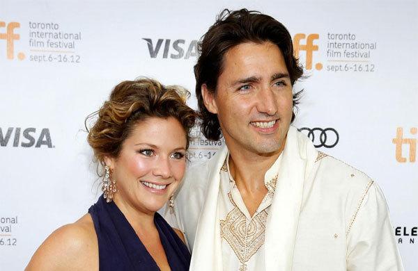 Nhan sắc vợ của thủ tướng quyến rũ nhất thế giới