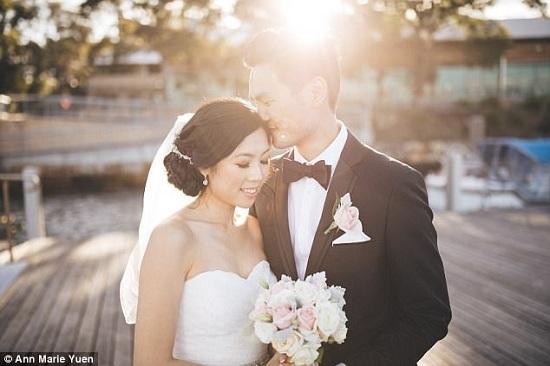 đám cưới, thư tình, Catherin, Timothy