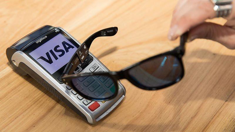 kính râm thông minh, Visa