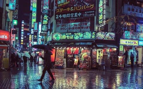 người Nhật, Nhật Bản, Tokyo, nhặt được tiền, tài sản, tiền mặt
