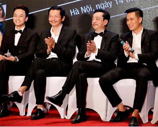 Người phán xử, Hoàng Dũng, Đan lê, Khải Anh, Hồng Đăng, Việt Anh