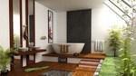 Mãn nhãn trang trí nhà tắm theo phong cách đồng quê