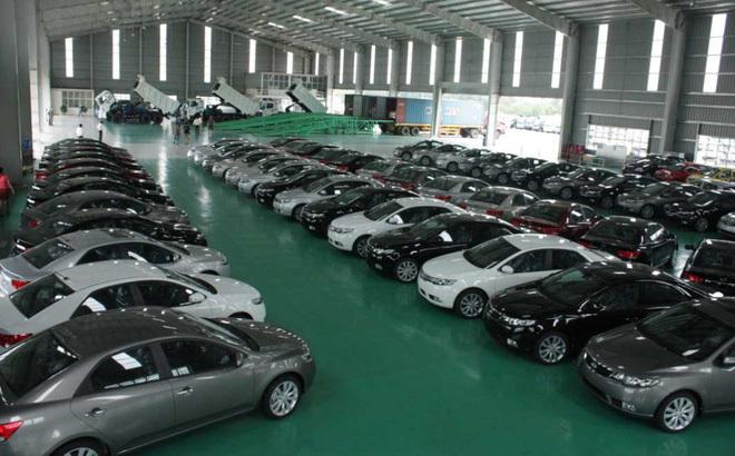 ô tô nguyên chiếc, Bộ Tài chính, xe ô tô, ô tô nhập, nhập khẩu ô tô, thuế nhập khẩu