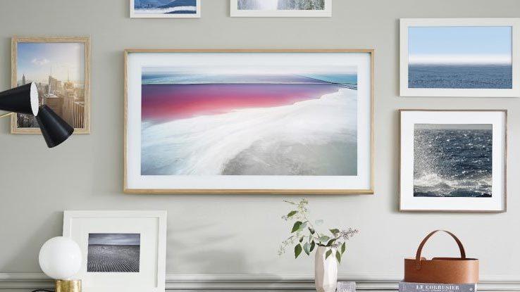 Samsung chính thức ra mắt QLED TV siêu mỏng như tranh tường