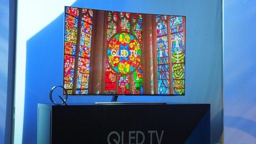 Samsung, QLED TV