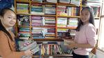 Chiêu độc giúp nữ sinh sư phạm xây dựng tủ sách 2.500 cuốn trong 2 tháng