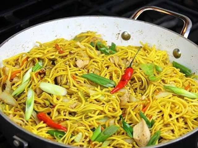 món ngon, hướng dẫn nấu ăn, ẩm thực, mì xào