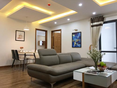 Dream Center Home: căn 3 phòng ngủ giá 2 tỷ đồng