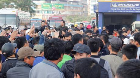 Doanh nghiệp vận tải 'dọa' kiện Sở GTVT Hà Nội
