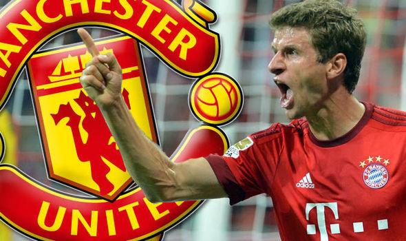 Mourinho 'sôi máu', Thomas Muller muốn kết duyên MU