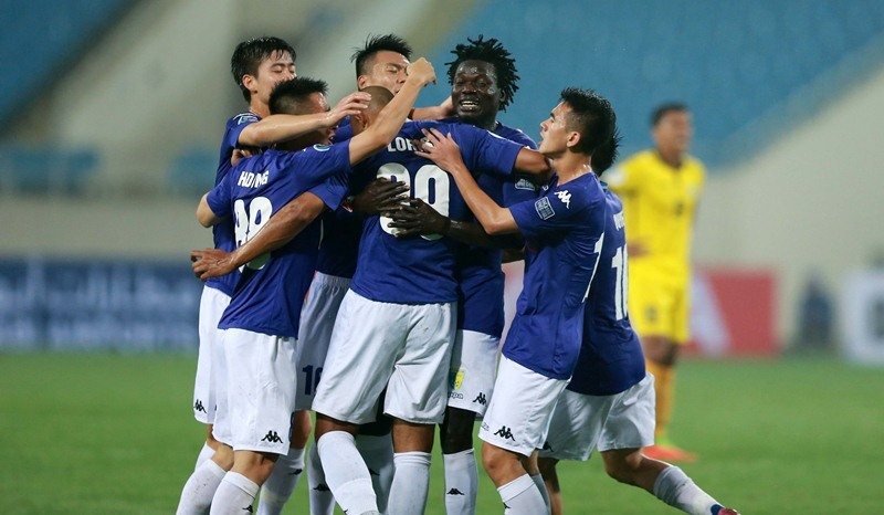 AFC Cup 2017, Hà Nội FC vs Tampines Rovers, Hà Nội FC