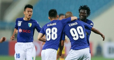 Hanoi FC 4-0 Tampines Rovers