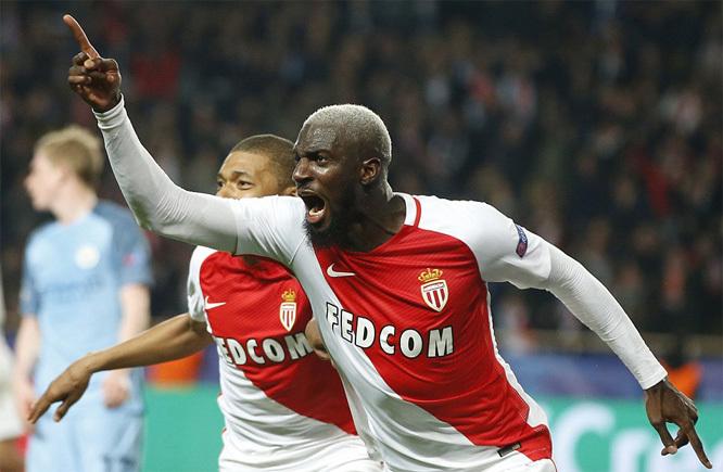 Rượt đuổi nghẹt thở, Monaco đá bay Man City khỏi cúp C1