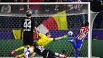 Leverkusen lực bất tòng tâm, Atletico đoạt vé tứ kết