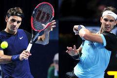 """Thắng áp đảo Nadal, Federer """"tốc hành"""" vào tứ kết"""