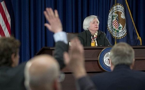 Cục dự trữ liên bang Mỹ, chính sách tiền tệ Mỹ, Mỹ tăng lãi suất, lãi suất USD, lãi suất Mỹ, lãi suất cơ bản Mỹ, kinh tế Mỹ, Fed tăng lãi suất