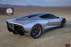 Siêu xe lạ của người Mỹ lần đầu xuất hiện
