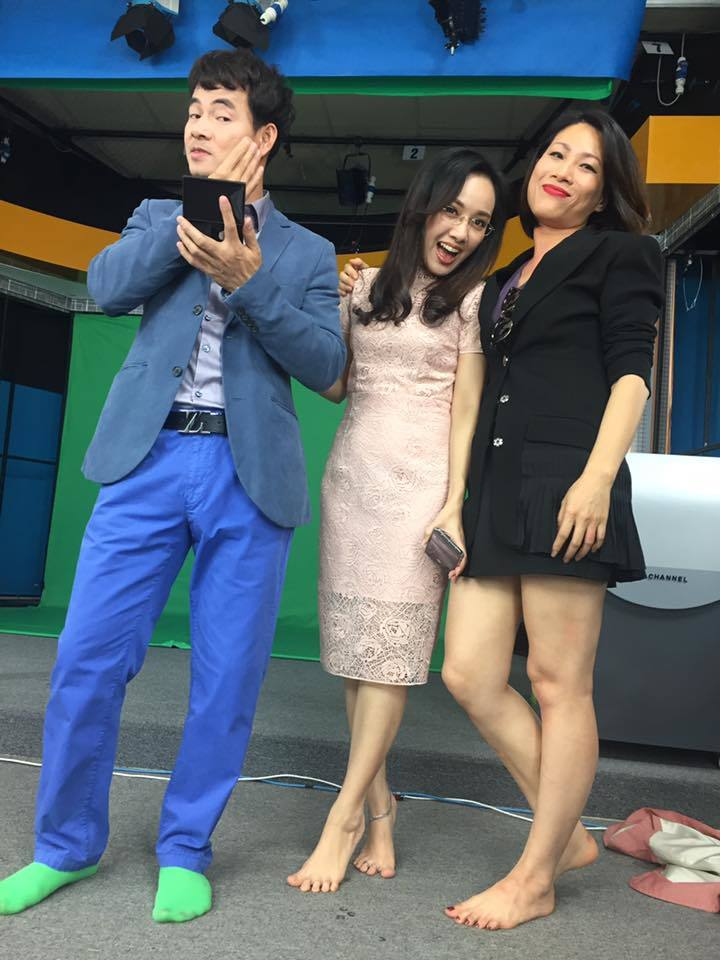 BTV Hoài Anh, Xuân Bắc, Hoài Anh, VTV