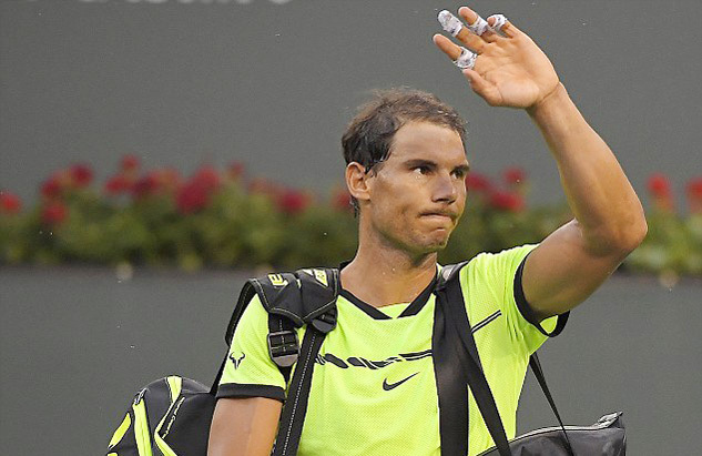 Federer, Nadal, tennis, quần vợt, Indian Wells