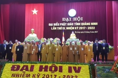 Giáo hội Phật giáo tỉnh Quảng Ninh xây 80 nhà đại đoàn kết