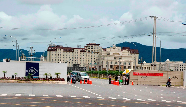 Formosa hà tĩnh, xả thải, môi trường, cảng sơn dương,