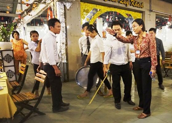 Nữ Phó chủ tịch 'giành' vỉa hè lấy cảm hứng từ ông Đoàn Ngọc Hải