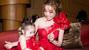 Elly Trần và con gái Cadie diện đồ đôi nổi bật