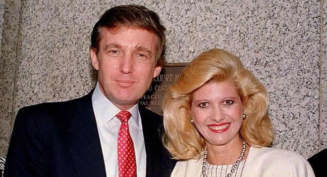 Tổng thống Mỹ Donald Trump,  Donald Trump