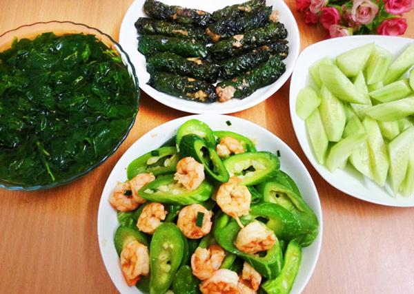 giảm cân, giảm béo, giảm mỡ bụng, ăn chay, low carb, ăn kiêng