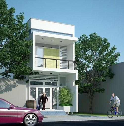 kinh nghiệm xây nhà 2 tầng, chi phí xây nhà, xây nhà Hà Nội