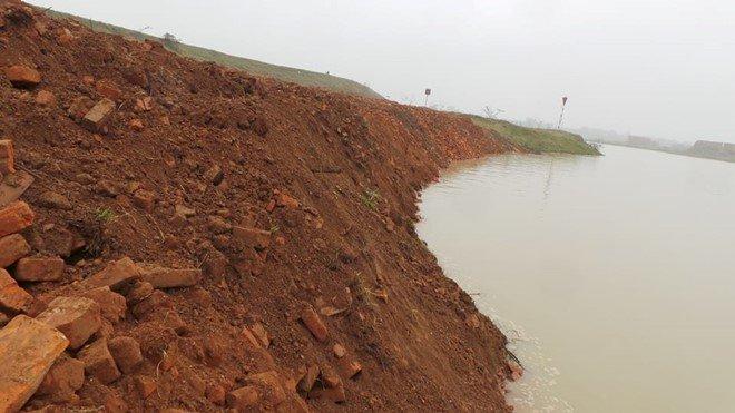 Chủ tịch tỉnh Bắc Ninh, lãnh đạo tỉnh Bắc Ninh bị đe dọa, khai thác cát, sông Cầu