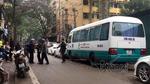 Hà Nội: Xe ô tô bán bún bị xử phạt
