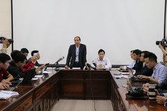 Bắc Ninh họp báo vụ lãnh đạo tỉnh bị đe dọa