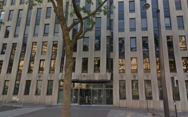 Bom thư phát nổ giữa văn phòng Quỹ tiền tệ Quốc tế tại Paris