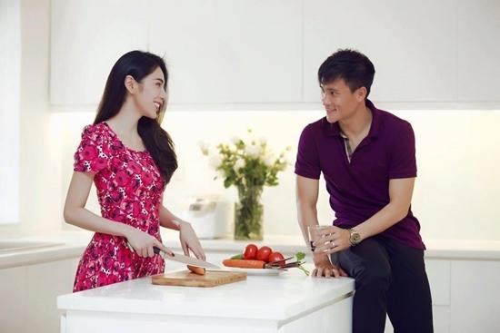 Hoa hậu Đặng Thu Thảo, Đặng Thu Thả, Công Vinh, Thuỷ Tiên, Hoàng Thuỳ Linh, Ngọc Trinh