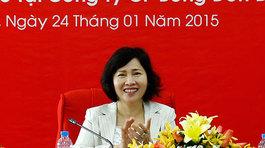 Bộ Tài chính nói về sở hữu cổ phần lớn của Thứ trưởng Kim Thoa