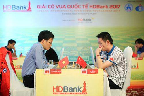 Giải Cờ vua Quốc tế HDBank 2017: Cuộc chiến khôn lường