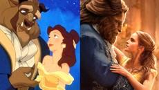 Những cảnh phim giống hệt giữa hai phiên bản 'Người đẹp và quái vật'