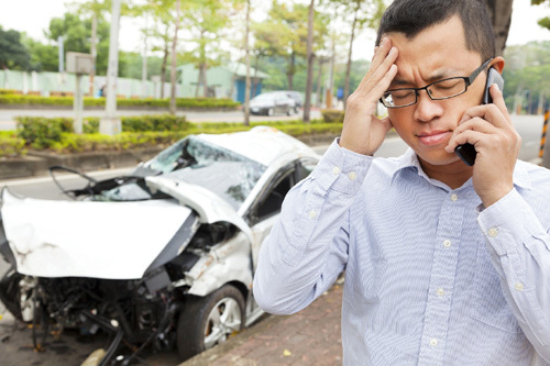 'Xế' Việt ngày càng chuộng bảo hiểm