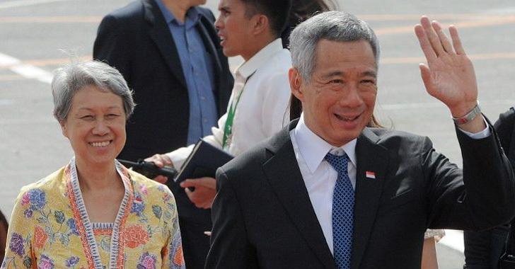 Thủ tướng Nguyễn Xuân Phúc, Thủ tướng Singapore Lý Hiển Long