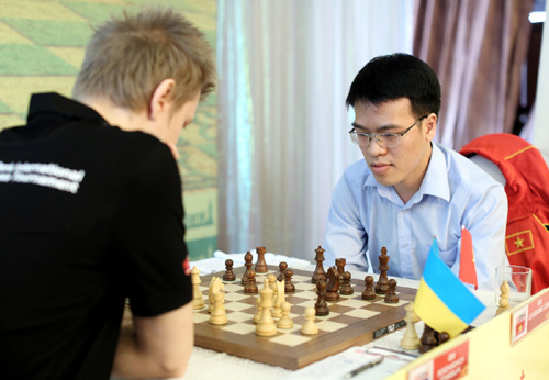 Lê Quang Liêm đăng quang, giành trọn 13.000 USD
