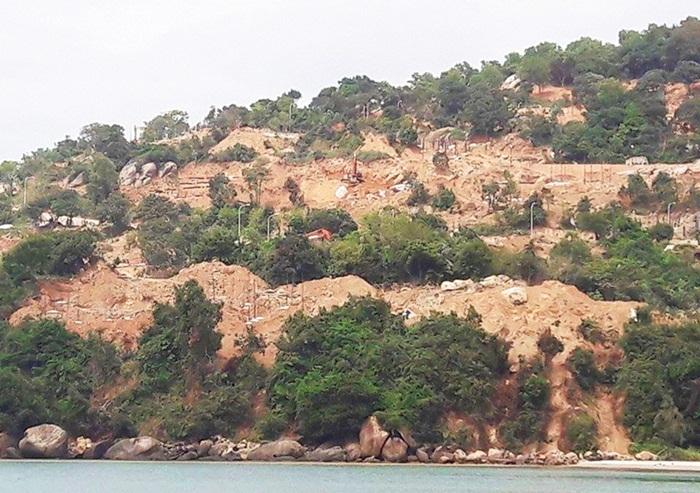 Bán đảo Sơn Trà, Đà Nẵng, phá rừng, vùng 3 Hải quân