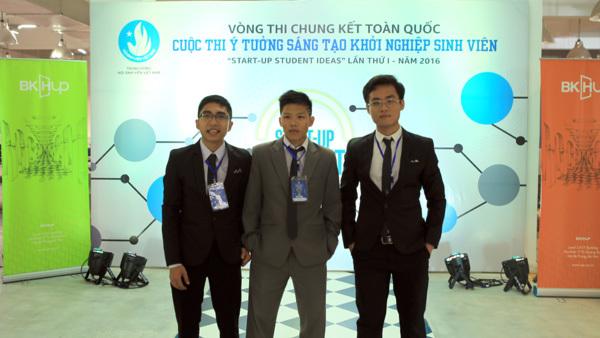 Khai mạc vòng chung kết cuộc thi 'Ý tưởng khởi nghiệp sinh viên'