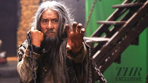 Thành Long, Jackie Chan, Mystery of the Iron Mask: Journey to China