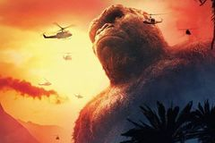 'Kong: Skull Island' thu 104 tỷ sau 1 tuần ra rạp