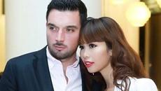 Hà Anh: 'Chồng tôi tự hào khi có vợ đẹp khiến bao người ước ao'