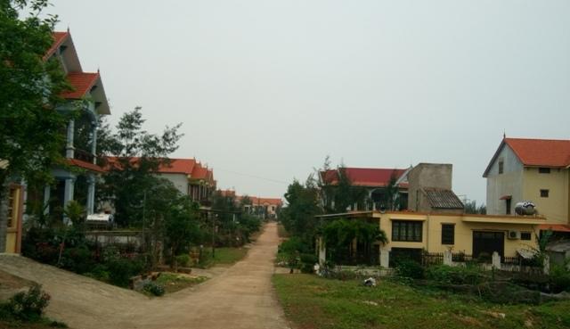 Làng tỷ phú 'Xê un' ở Quảng Bình