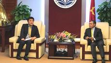 Việt - Hàn thúc đẩy hợp tác thông tin và truyền thông