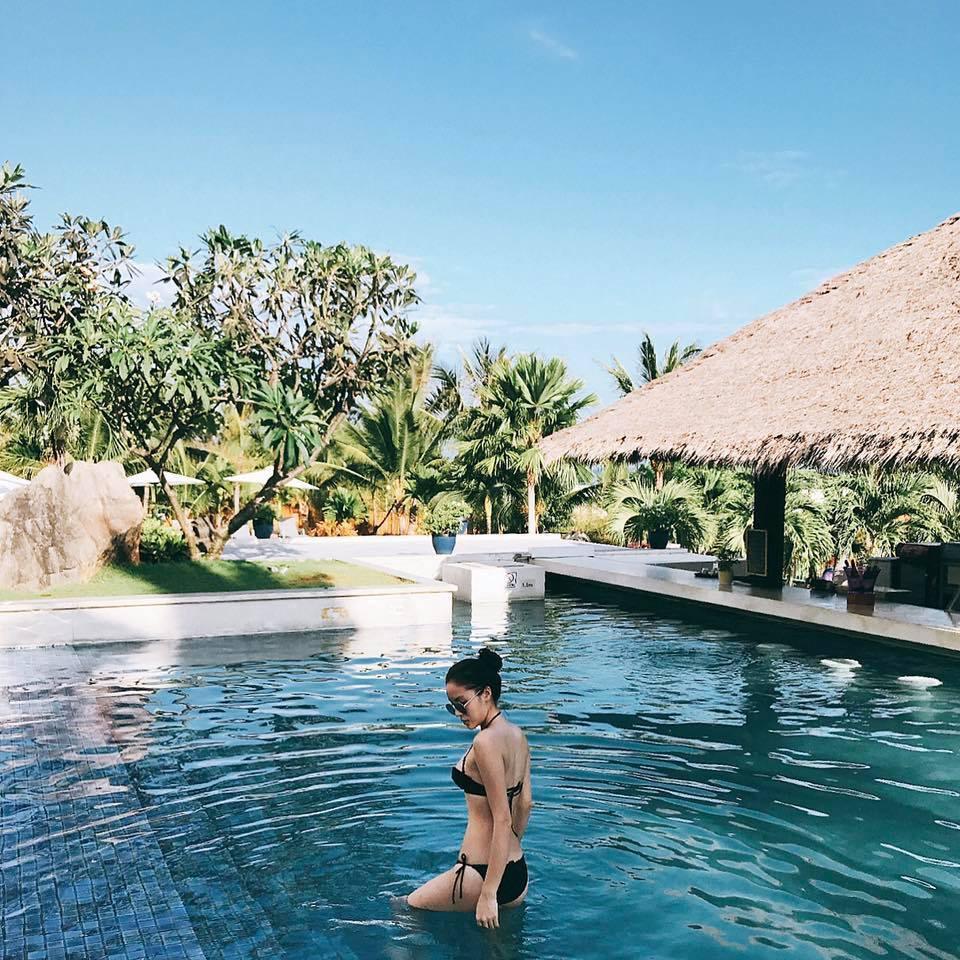 Hoa hậu Kỳ Duyên, biển, Phan Thiết, du lịch